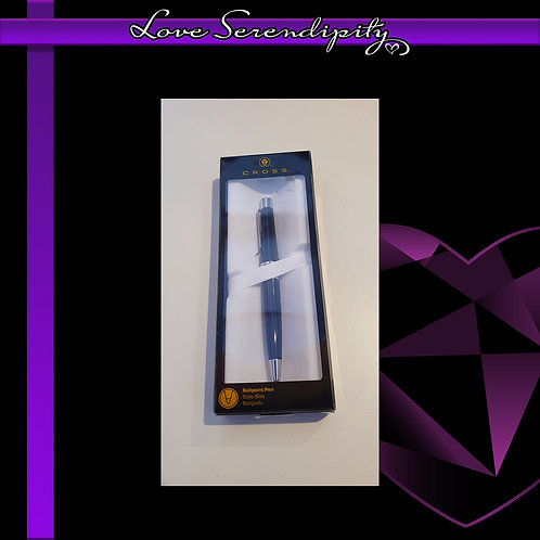 Cross Beverly Black Ballpoint Pen