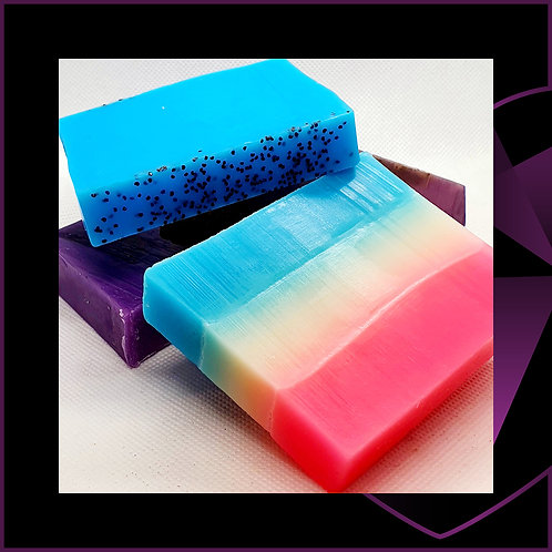 Natural Hand Crafted Soaps