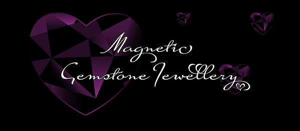 Magnetic Gemstone Jewellery Website Cate