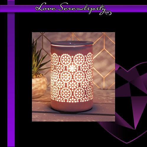 Aroma Lamp Blush Pink