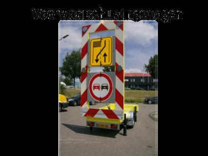 Voorwaarschuwingswagen