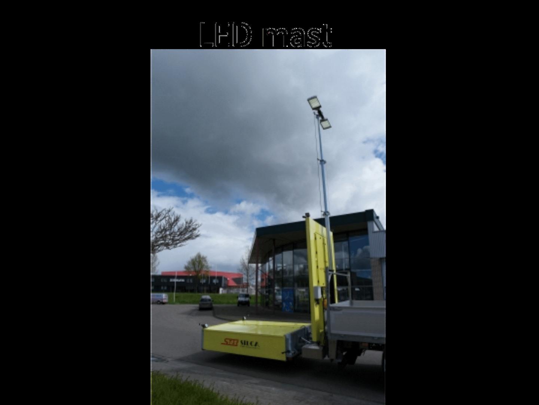 LED mast