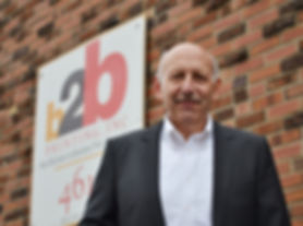 Ron Spoto, Owner of b2b printing