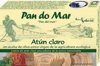 Atún en Aceite de Oliva Virgen Extra. Pan Do Mar