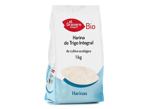 Harina de trigo integral 500 gr