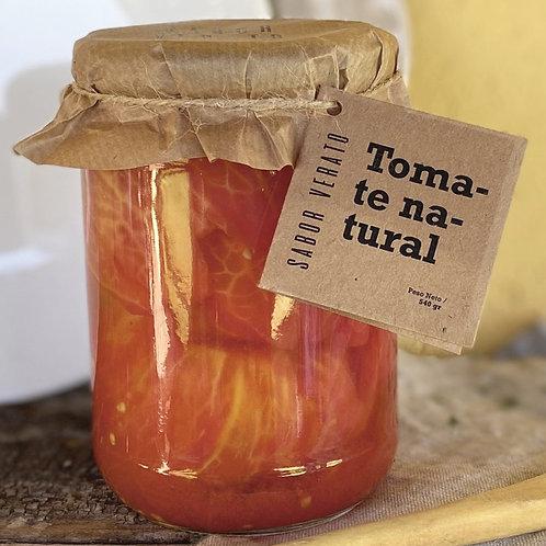 Tomate natural envasado (540 g)