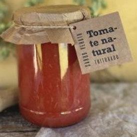 Tomate natural triturado envasado (540 g)