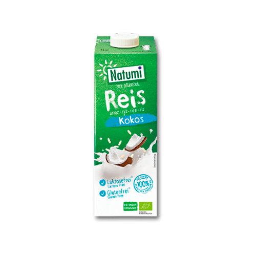 Leche de arroz y coco (1 litro)