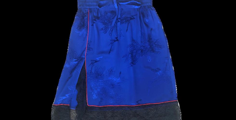 Zadig & Voltaire Mid-Length Silk Skirt