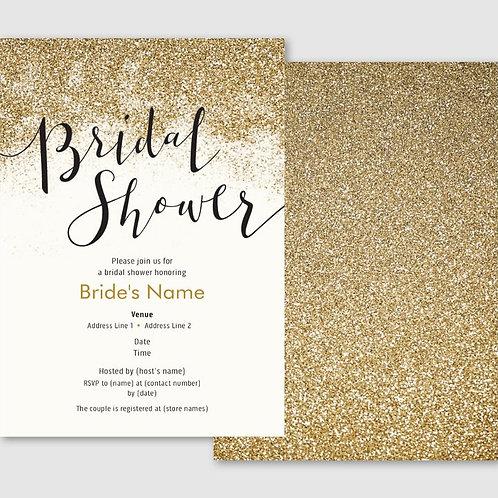 "Bridal Shower 4.6""x7.2"" - #1877393"
