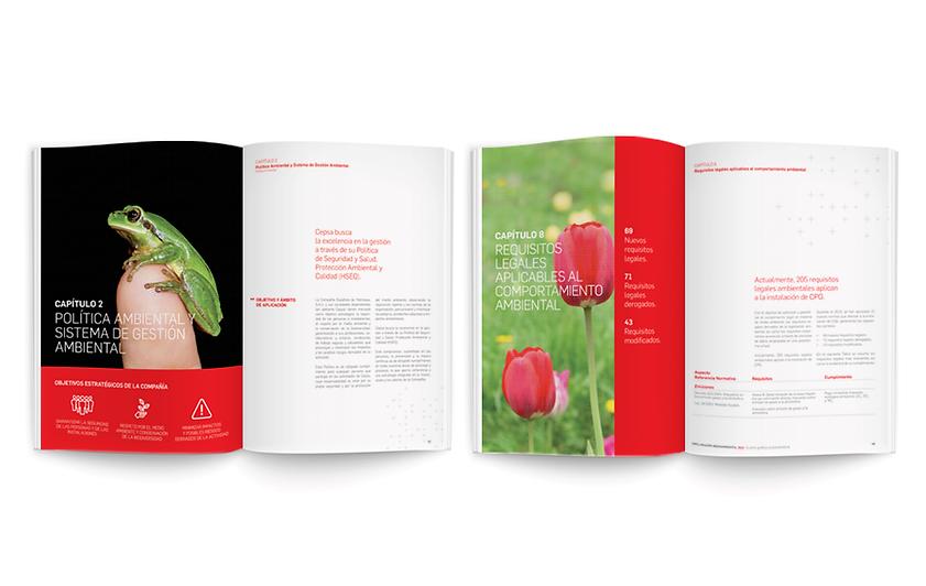 Cepsa - Diseño Editorial - Miriam Arroyo