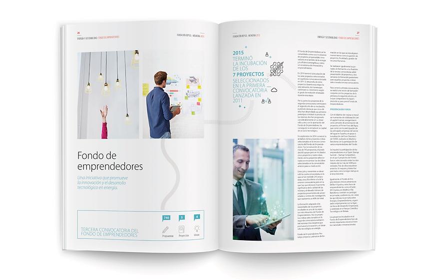 Fundación Repsol - Diseño Editorial - Miriam Arroyo