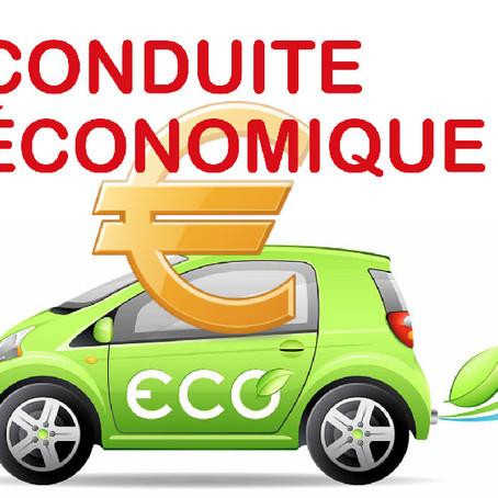 Comment avoir une conduite économique ?