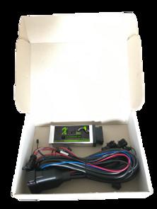 kit éthanol complet avec sonde de température E85