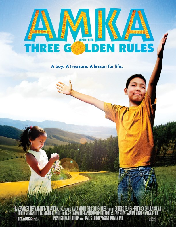 Amka And The 3 Golden Rules