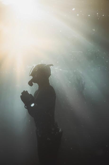 Underwater Prayer