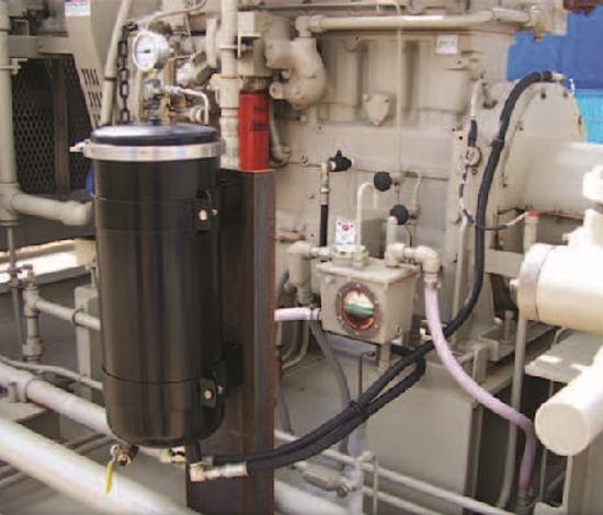 Natural Gas Filtration