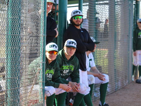 UFV Cascades and Fraser Valley Cardinals experience spring training in Arizona