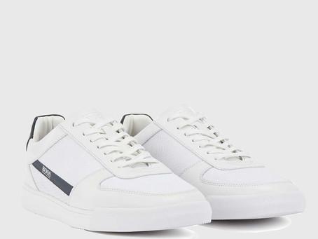BOSS | Cosmopool Tenn Sneakers White | SEK1,899 👉