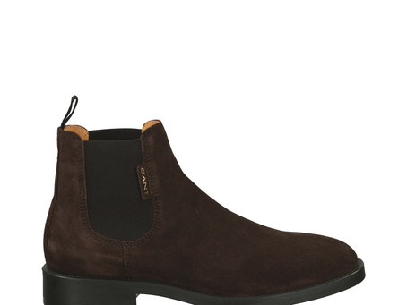 Gant | Brockwill Chelsea boots in suede | Men | SEK 1,999  👉