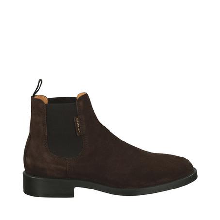 Gant | Brockwill Chelsea boots in suede | Men | SEK 1,999  👉