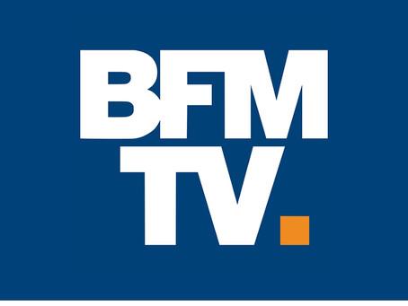 BFMTV - Interview Régine Ferrère