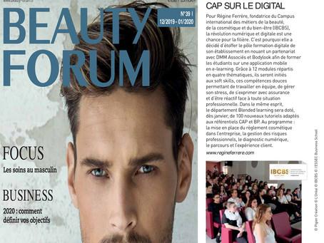 IBCBS: Cap sur le digital