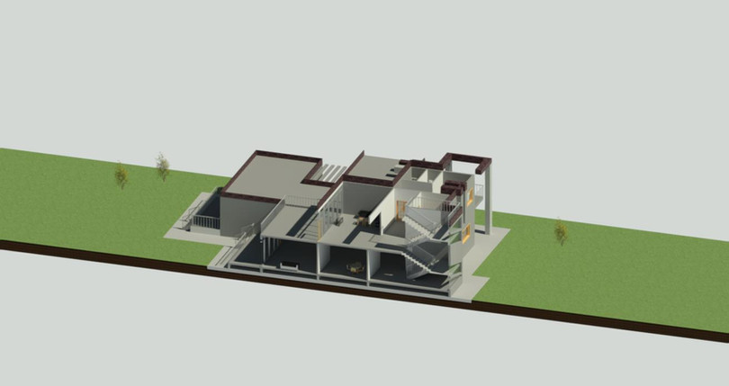 3D Section Rendering