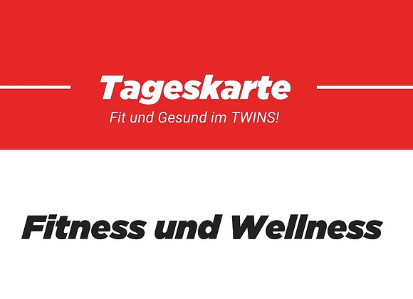 Tageskarte Training und Wellness