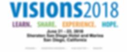 Visions 2018 logo