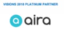 Visions platinum partner - Aria