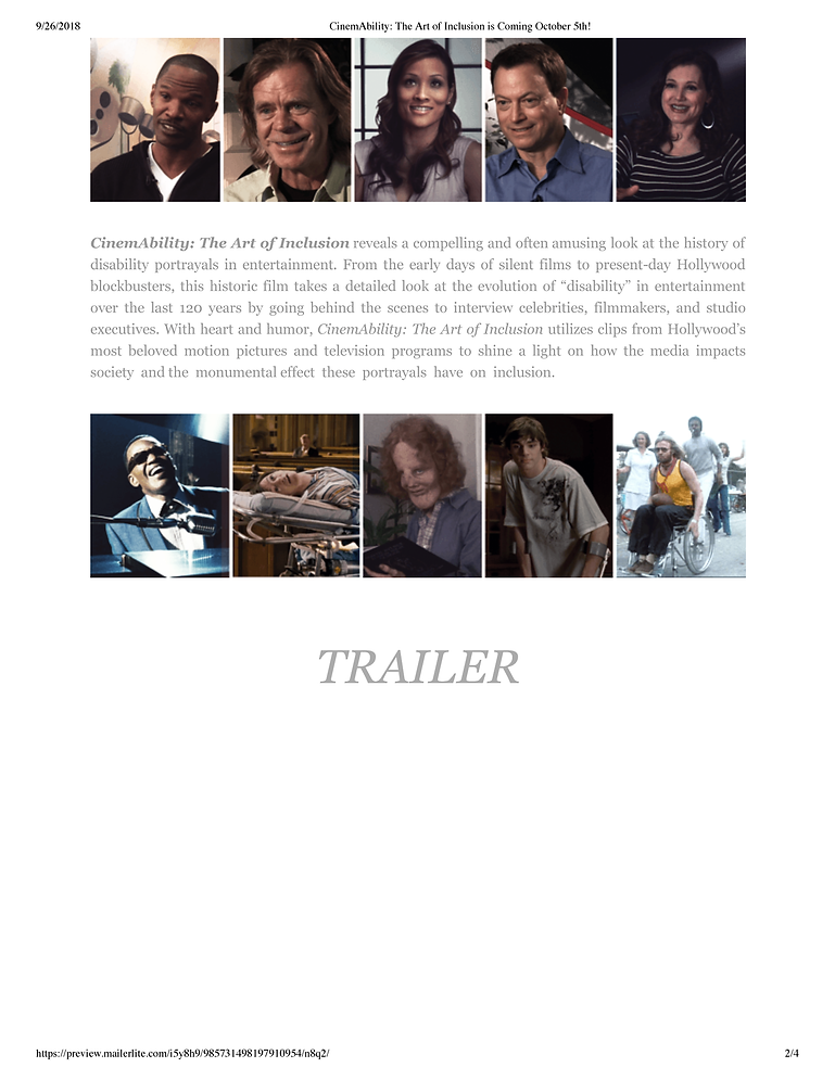 PDF CinemAbility- The Art of Inclusion i