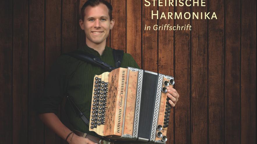 8 Stücke für Steirische Harmonika in Griffschrift - Folge 1