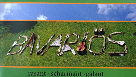 CD Bavariös - rasant-scharmant-galant
