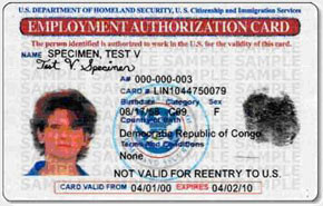 Employment Authorization for Certain Battered Spouses of Nonimmigrants