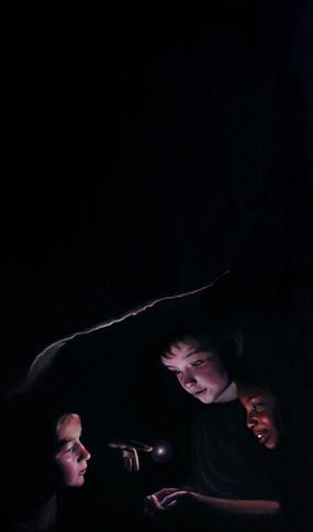 A Light in a Dark Place