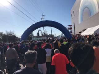 1/19北名古屋市ふるさとマラソン