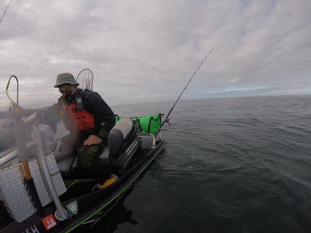 Calm ocean for second weekend of all depth halibut