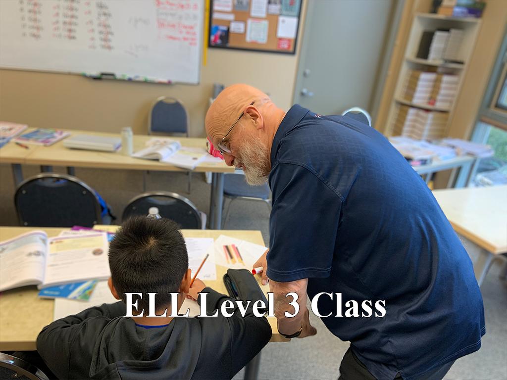 ELL Level 3