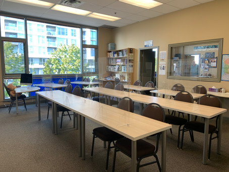 2020 - 2021 School Start Up Information
