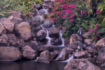 Day Waterfall