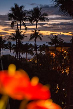Sunset Over Waelea 3