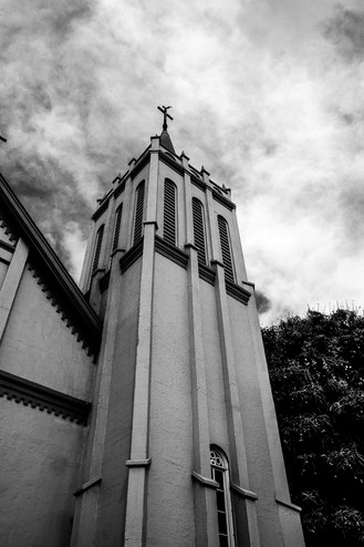 Maria Lanakila Church Steeple