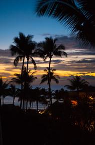 Sunset Over Wailea 2