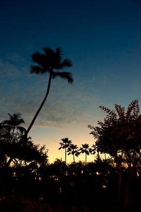 Sunset Over Wailea 4