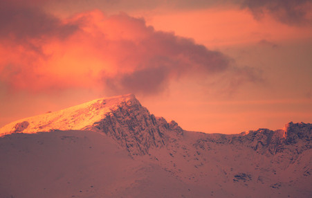 Beinn Nuis Sunset