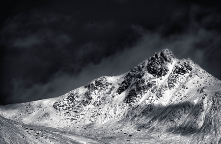 Winter Cir Mhor