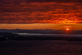 The break of dawn, Firth Of Clyde
