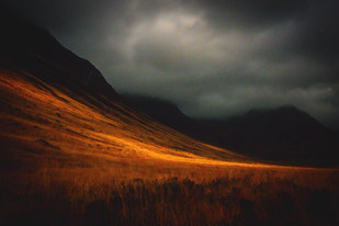 Autumn flanks, Glen Rosa