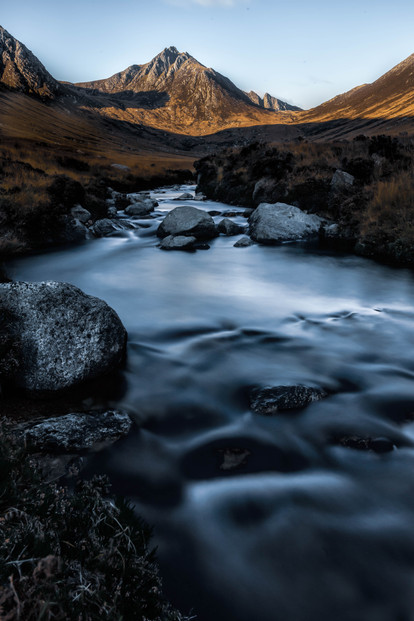 Golds and Blues, Glen Rosa